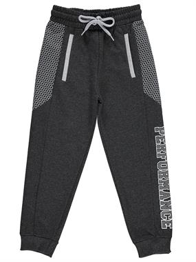 Civil Boys Anthracite Sweatpants Boy Age 6-9