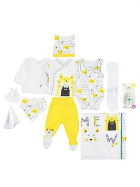 Albimini Mini drip Baby 11-Zibin Team Yellow 0-3 months