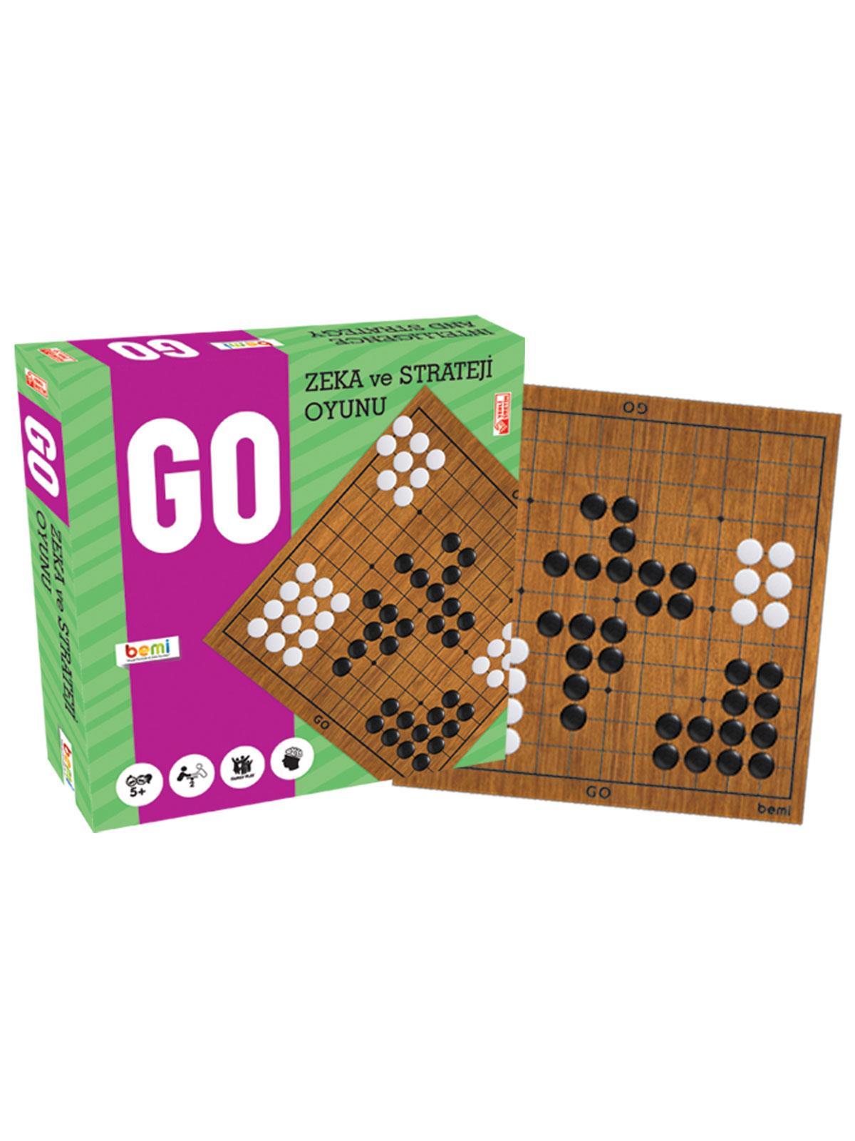 Bm0428 Bemi Toys Ahsap Go Oyunu 5 Yas